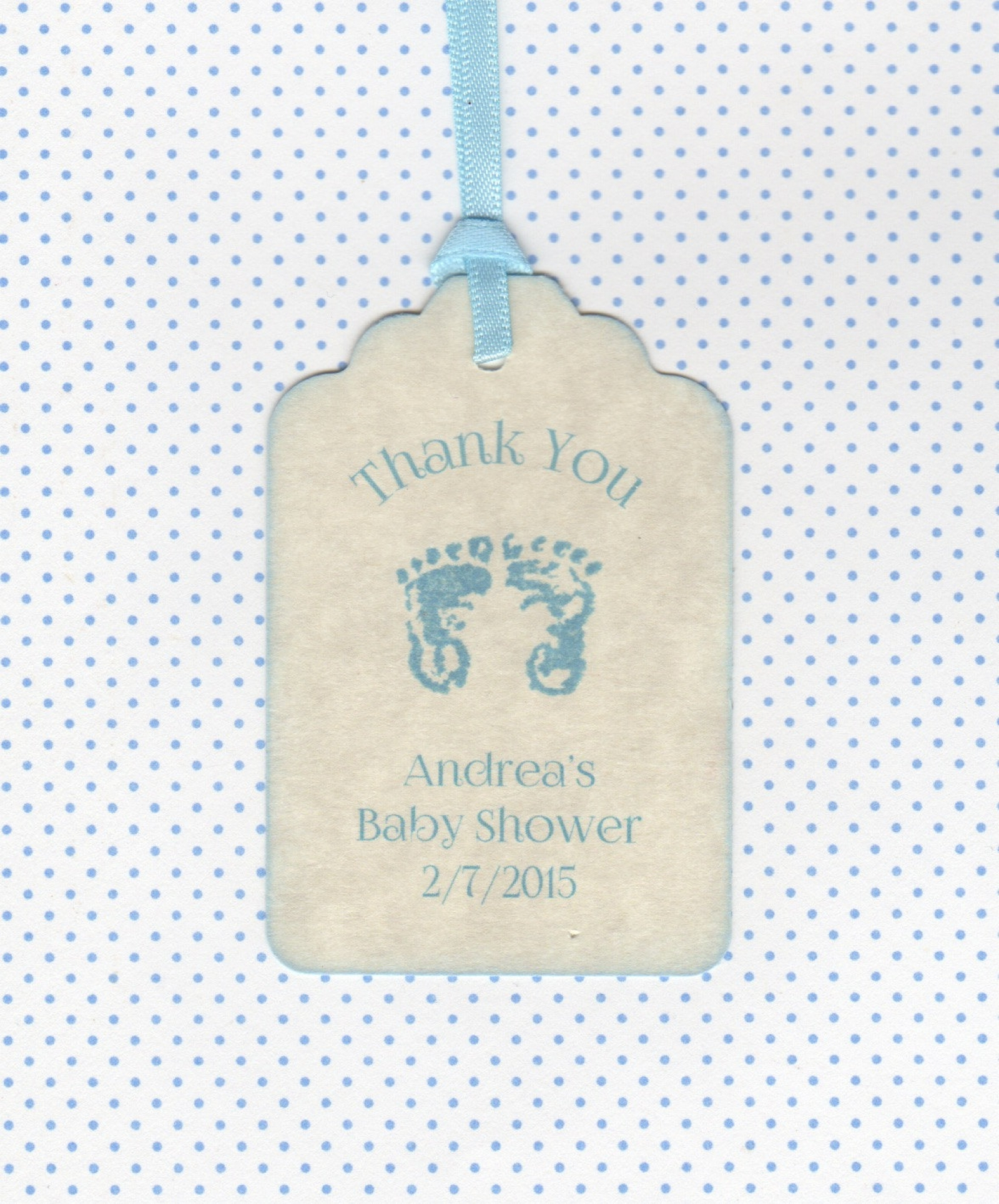 20 Baby Thank You Tags Baby Shower Tags Baby Boy Tags Baby