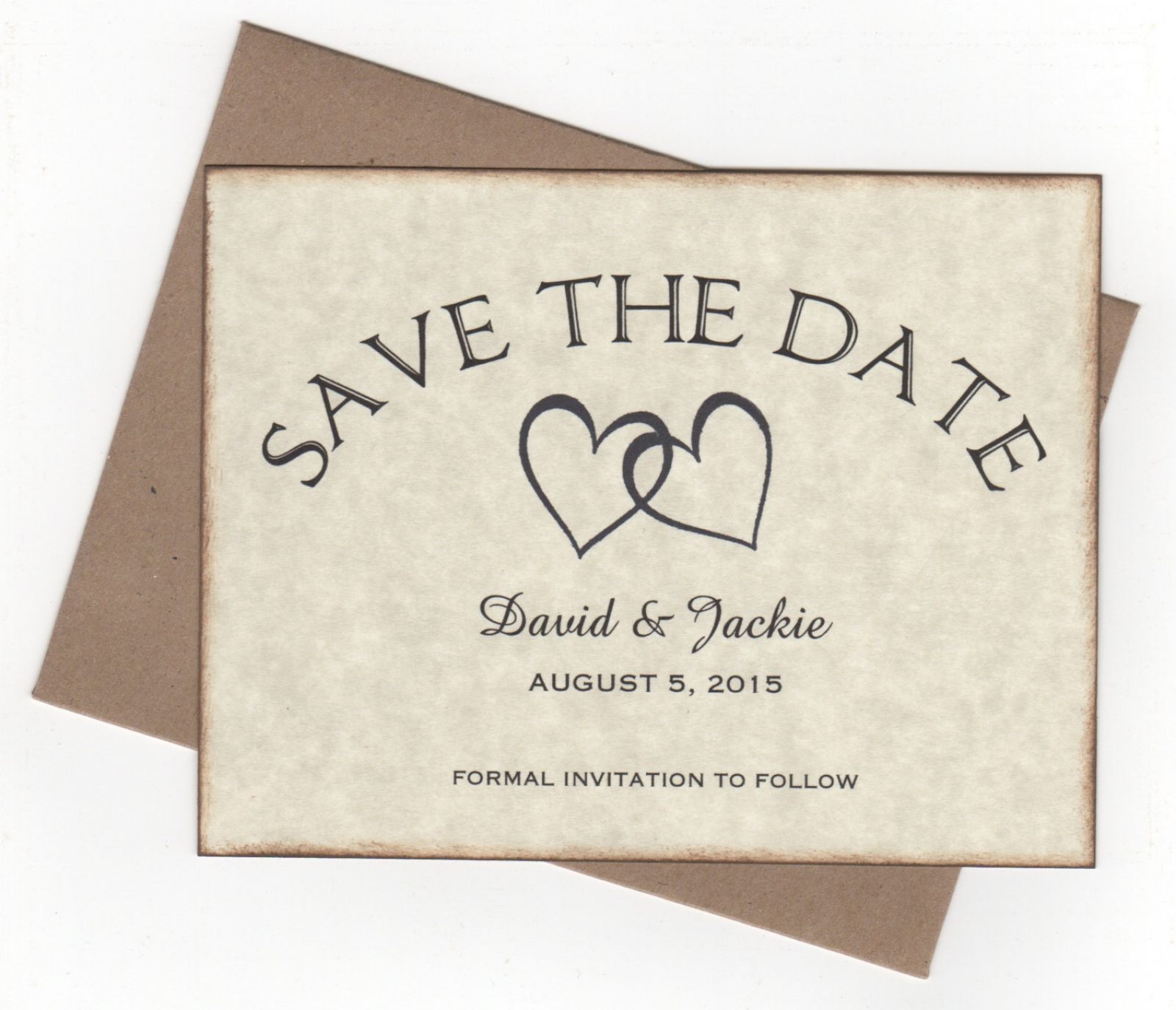 Rustic save the date cards wedding announcement cards wedding rustic save the date cards wedding announcement cards wedding invitations vintage style monicamarmolfo Image collections
